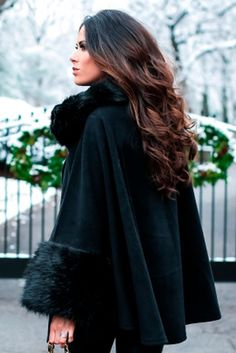 Winter capes