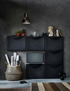 IKEA Trones Aufbewahrung Idee