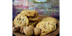 Máslové sušenky s karamelizovanými ořechy   Coolinářka