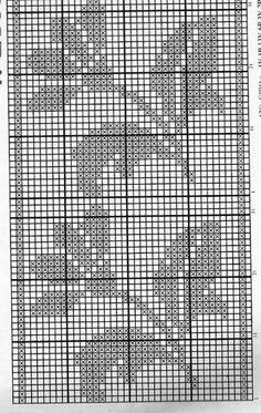 Cross Stitching, Cross Stitch Embroidery, Crochet Designs, Crochet Patterns, Crochet Chart, Yarn Projects, Crochet Squares, Cross Stitch Flowers, Crochet Flowers