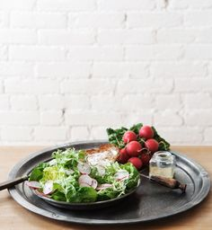 Post image for Radish Salad with Honey Poppy Seed Vinaigrette