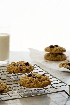 Oatmeal Raisin Cookies Photo on MyBakingAddiction.com