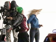 bar sceneharley quinn suicide squad - Yahoo Image Search Results
