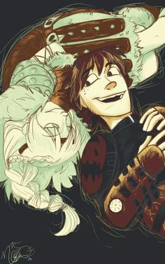 Hiccup and Astrid Dreamworks Dragons, Disney And Dreamworks, Hicks Und Astrid, Got Dragons, Beautiful Dragon, Hiccup And Astrid, How To Train Dragon, Dragon Rider, Dragon Art