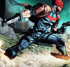 """owlgaby: """"remote96uzak: """" """" Jason Todd in Every Issue :  Red Hood and The Outlaws #2 """" """""""