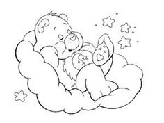 Care Bears Coloring Pages - Bing images