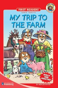 My Trip to the Farm by Mercer Mayer, http://www.amazon.com