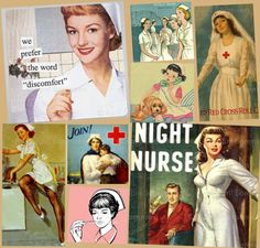 nurse fabric wasn't sure which board to pin this onto, but will definitely have to get some!!!