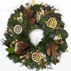 Kensington Holiday Wreath