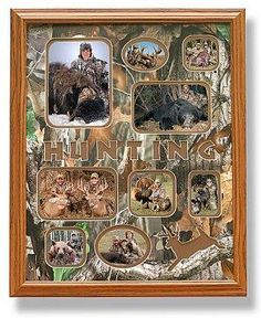 16 x 20 hunting photo frame