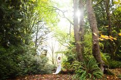 UW Botanic Gardens Wedding Photography Washington Park Arboretum | Ryoko and Mike Seattle Wedding Photography | Mastin Studio | Seattle, WA (206) 651 4038