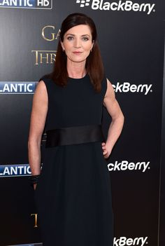 Michelle Fairley aka Catelyn Stark