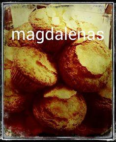 Magdalenas caseras. #gourmetbilbao.