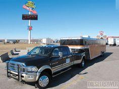 Ram 5500 Long Hauler Concept Truck - Diesel Power Magazine