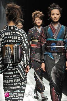 Kimonos by Jotaro Saito