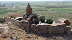 VISITAR EL MONASTERIO DE KHOR VIRAP Y EL MONTE ARARAT. El corazón de Armenia.