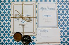 Bohemian Nautical Wedding Inspiration