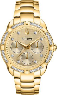 Ladies Diamond Bulova #98R171 is here!!
