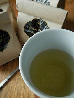 Mango Green Tea (Granville Island Tea Company - Vancouver, BC)