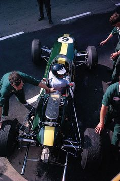Jim Clark Lotus 1966
