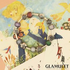 GLAMULET , 15% Off on Bracelet Charms First Order , THE SMART BUDGET…Save Up To 90%