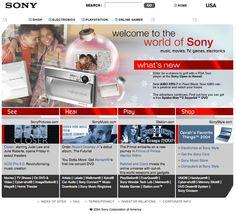 2004 Sony.com
