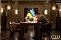 """Supernatural -- """"The Hunter Games"""" -- Image SN1011a_ 0067 -- Pictured: Jensen Ackles as Dean -- Credit: Diyah Pera/The CW --  © 2015 The CW Network, LLC. All Rights Reservedpn"""