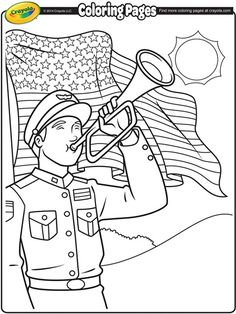 Memorial Day Coloring Pages. Coloring Pages For Memorial Day Freericardopalmera Org Bugler Page Printable Sheets Washing Machine Repair Washer Drain Clogged Professional Tide Cleaner Water Valve Old Style Wattage History Of Memorial Day, Memorial Day Poem, Memorial Day Pictures, Memorial Day Activities, Happy Memorial Day, Paw Patrol Coloring Pages, Flag Coloring Pages, Printable Coloring Pages, Free Coloring