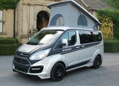 The M-Sport is one of three new Ford Terriers being unveiled by Wellhouse Leisure at the NEC this week