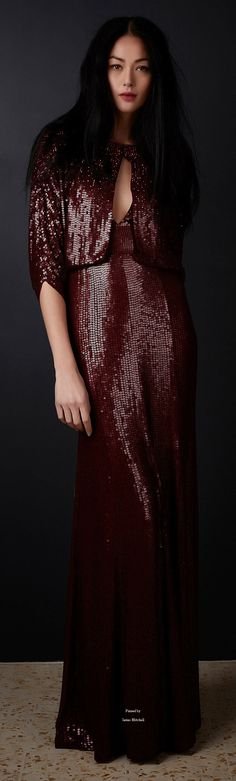 Jenny Packham collection Pre Fall 2016