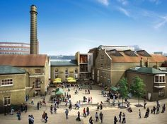 Ram Brewery cultural strategy.Futurecity was appointed by Minerva PLC to deliver a cultural strategy for the Ram Brewery scheme at the heart of Wandsworth Town Centre.