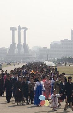 29 foto's van Noord-Korea waarvan Kim Jung-un niet wil dat je ze ziet   Flabber