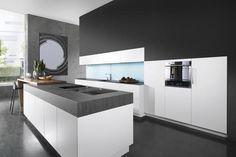 Galerie mit zahlreichen Küchenbildern und Planungsbeispielen - KÜCHENSOCIETY