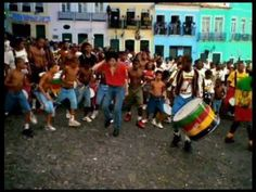 Michael Jackson - They don't care about us - Olodum