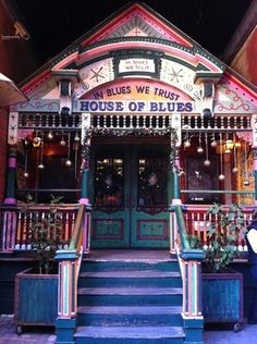 House of Blues, New Orleans live music and special events venue