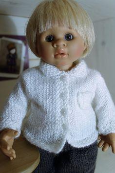 Les petites voitures + tutos chemise pour poupées Wichtel (32-35 cms)ou poupées Chéries et Paola.
