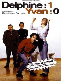 Delphine : 1 - Yvan : 0 - 19-06-1996