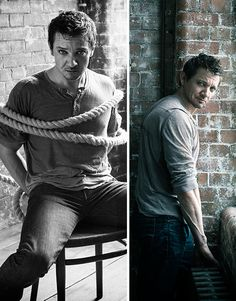 Yeah, I'm pretty sure the Internet is trying to kill us. | Jeremy Renner - Sarah Dunn photos
