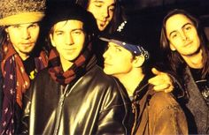 Eddie Vedder, Stone Gossard, Mike McCready, Jeff Ament, Dave Abbruzzese | Pearl Jam, early years