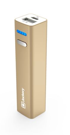 Jackery® Mini Premium iPhone Charger 3200mAh Power Pack - Ultra-Compact Aluminum Portable Battery Charger External Battery Pack for Apple iPhone 6 Plus, 6, 5S, 5C, 5, 4S, iPad, Air, Mini, Samsung Galaxy S5, S4, S3, Note, Nexus, LG, HTC, Moto. Power Bank, iPad Charger, Portable Charger, Backup Battery, External Charger, USB Battery Charger (Gold):Amazon:Cell Phones & Accessories