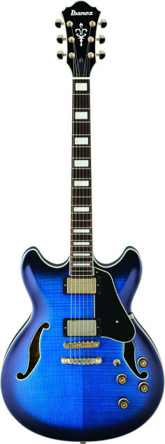 Ibanez AS93BLS Guitar one of mine :)