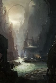 Canyon Discovery by James Paick - Imgur