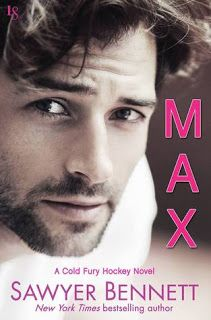Books,Chocolate and Lipgloss: ❤❤ MAX ( Cold Fury #6) by Sawyer Bennett 4 star review ❤❤