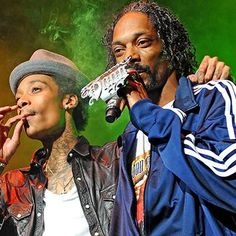 Music: Wiz Khalifa says Snoop Dogg tour is one of the things we smoked up'  Wiz…