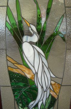Blue Heron Stained Glass | Flickr - Photo Sharing! | Wedding ... #StainedGlassJewelry #StainedGlasses