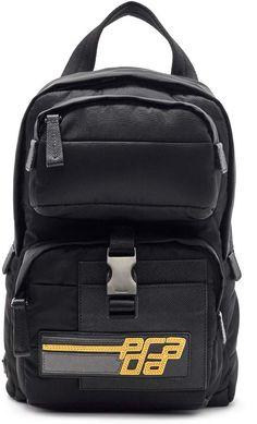 90feb905565d9a Prada Vela Mini Crossbody Backpack ($950) // as seen on Kylie Jenner ...