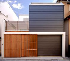 Contemporary Japanese House Design by Hamada Takeshi