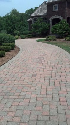If you are in need of brick paver repairs, restoration be sure to call the experts with an eye for detail at Paver Protector. | www.paverprotector.com #paverprotector Brick Paver Driveway, Travertine Pavers, Eye For Detail, Driveways, Restoration, Sidewalk, Patio, Outdoor Decor, Sidewalks