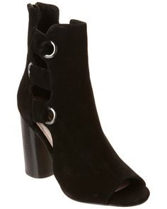 House of Harlow Myrn Suede Bootie is on Rue. Shop it now.