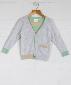Morecambe Cardigan - Infant, Toddler & Boys  by Fluke on #zulily ! #cutiestyle